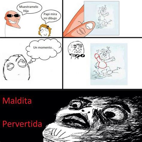imagenes para una amiga pervertida memes novios pervertidos