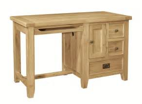 Small Desk Oak Chiltern Oak Small Desk Oak Furniture Solutions
