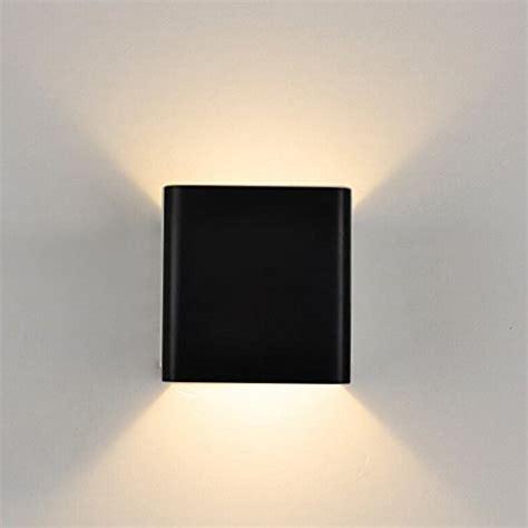 applique a led da parete topmo applique da parete a led bianco caldo 2700 lada