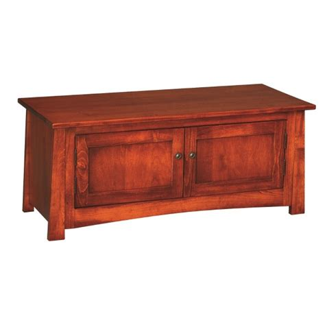 Cabinet Coffee Table by Craftsmen Cabinet Coffee Table Amish Coffee Table