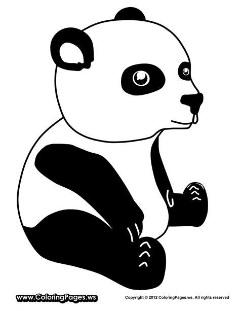 nos jeux de coloriage pandas  imprimer gratuit page