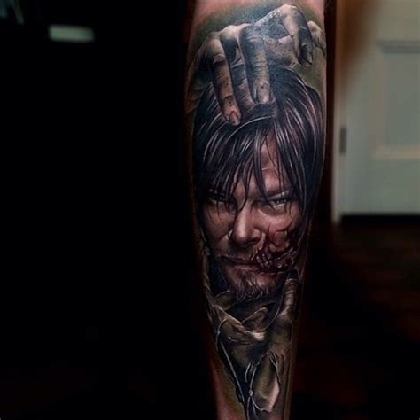 walking dead tattoo walking dead idea best ideas gallery