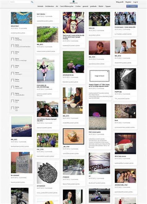 grid layout like pinterest pinterest layout template pinterest like dynamic