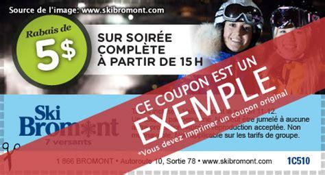 Discount Coupons Ski Bromont | coupon rabais ski bromont 2 224 10 de rabais egq