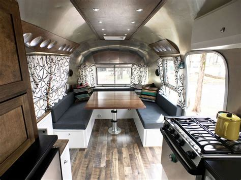 airstream renovation tour before and after airstream