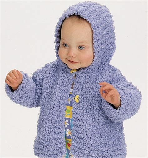 knitting pattern baby sweater with hood free free baby cardigan knitting pattern with a hood