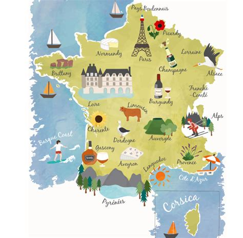 france map of france france map jpeg paris eiffel tower interactive map of france french cities regions