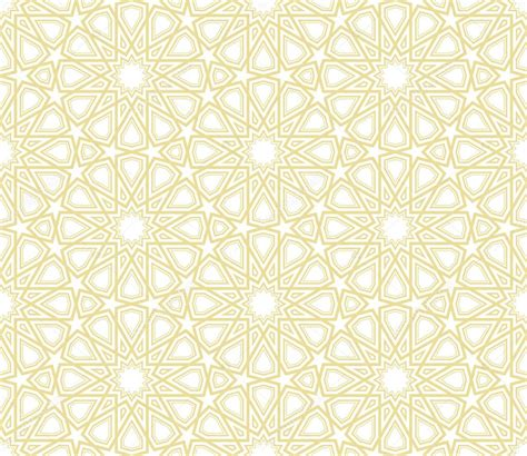 islamic pattern illustrator tutorial islamic star pattern golden lines with white background