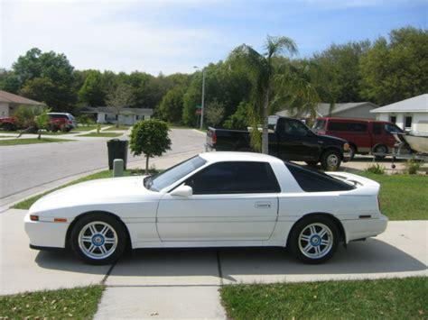 1991 Toyota Supra For Sale 1991 Toyota Supra Turbo For Sale 6 000 Obo
