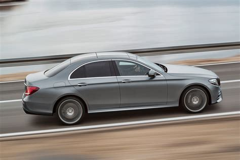 Mercedes E Class by New Mercedes E Class Unveiled At 2016 Detroit Motor