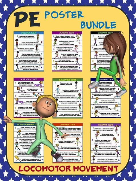 poster layout lesson plan 522 best pe lesson plan resources images on pinterest