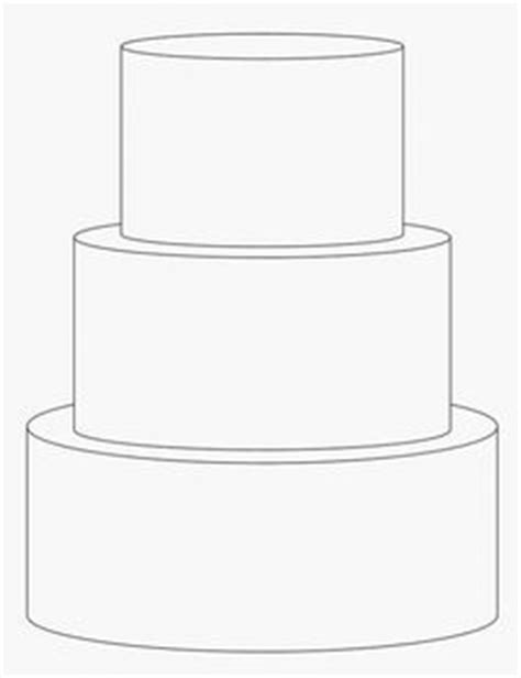 tier cake coloring page 3 tier cake clipart clipartxtras
