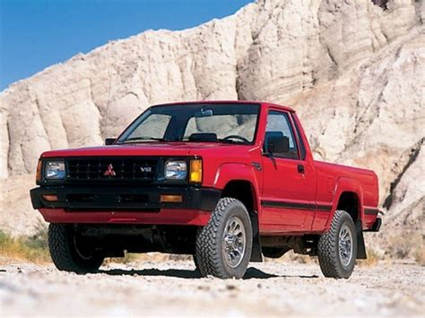 mitsubishi pickup mighty 1986 1996 mitsubishi mighty max review top speed