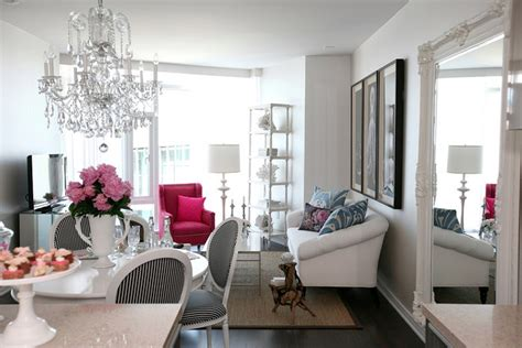 white black and pink decor apartments i like