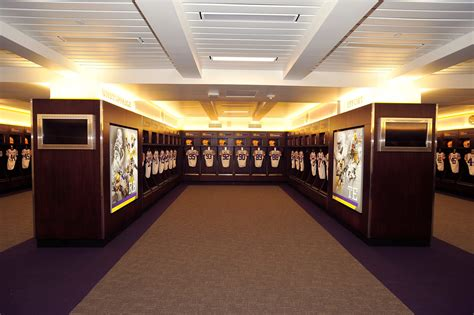 Locker Room by Lsu Tiger Stadium Locker Room Renovations Arkel Constructors