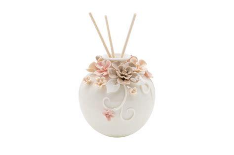 bomboniere fiori profumatore ceramica fiori bomboniera per il matrimonio
