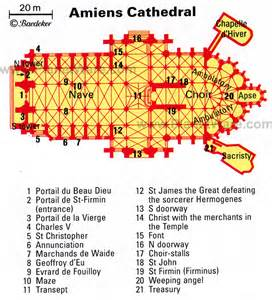 Amiens Cathedral Floor Plan by 10 Top Tourist Attractions In Amiens Amp Easy Day Trips