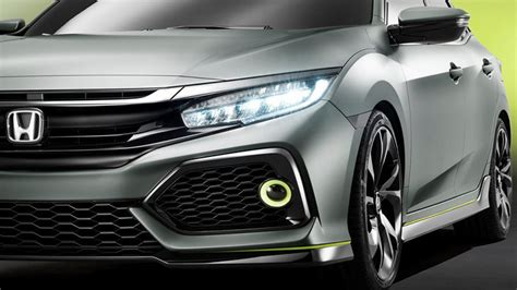 L Lu Kepala Honda Civic hay ma蝓allah kar蝓莖n莖zda 2017 model turbolu honda civic