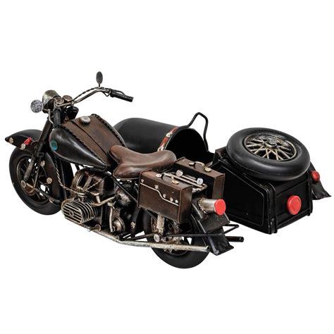 Motorrad Modell Blech by Modell Motorradgespann Blech Metall Motorrad Gespann