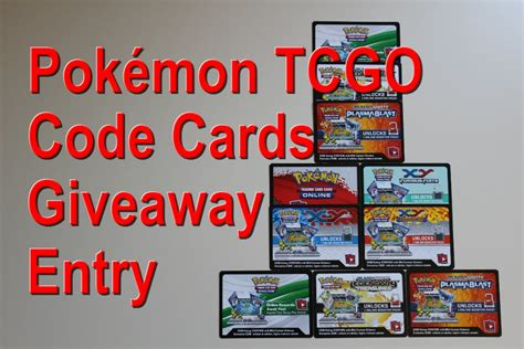 Pokemon Card Giveaway - pok 233 mon tcgo code cards giveaway entry 9 10 15 youtube