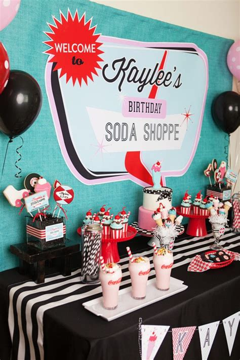 retro theme decorations 25 best ideas about retro birthday on