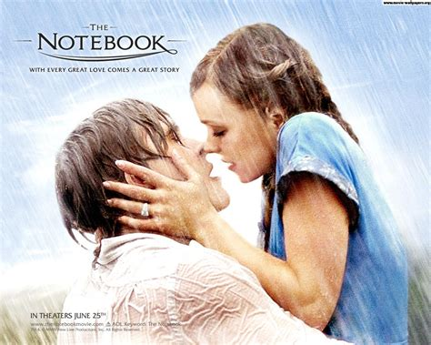 Film Notebook | movie project the notebook