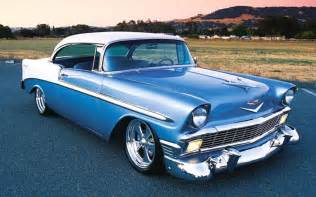 1956 Chevrolet Belair All Chevy Cars And Trucks News Reviews Chevy