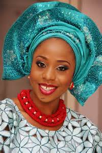 bn weddings trend watch sequined blinged gele