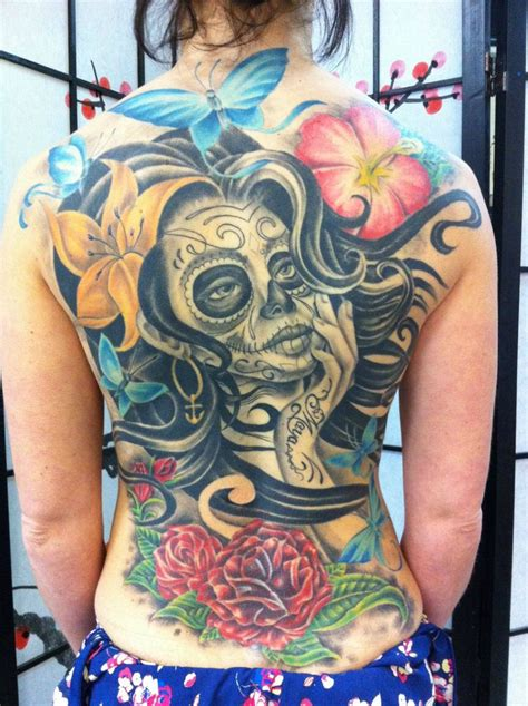 dead flower tattoo 339 best day of the dead images on cool