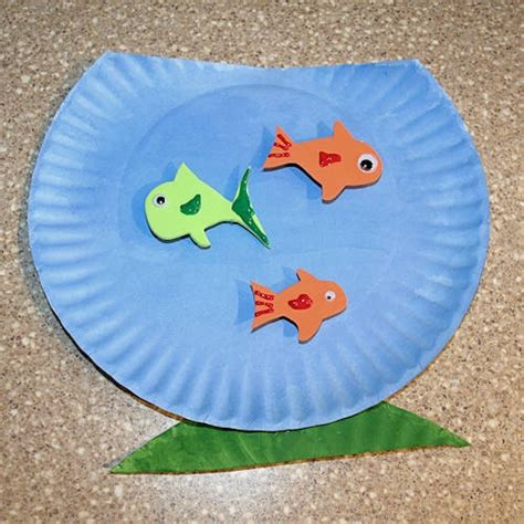 Paper Fish Bowl Craft - 118 best images about pets theme on cats