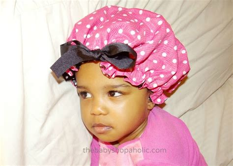 black hair wraps for sleeping silky wraps kids hair bonnet review giveaway baby