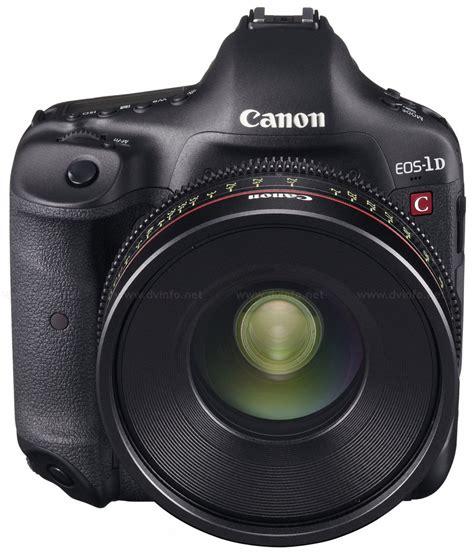 canon usa canon usa introduces eos 1d c digital slr featuring