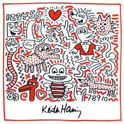 Gallery of keith haring art
