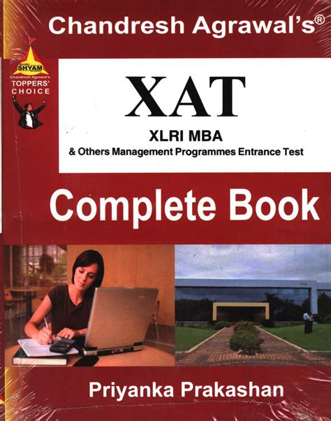Books For Entrance Of Mba Ib by Xat Xlri Mba Others Management Programmes Entrance Test