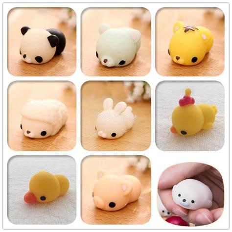 Promo Sale Squishy Sumo Panda squishy panda tiger pig sheep duck rabbit phone straps rising soft press squeeze