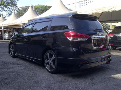 toyota wish review toyota wish 2013 review amazing pictures and images