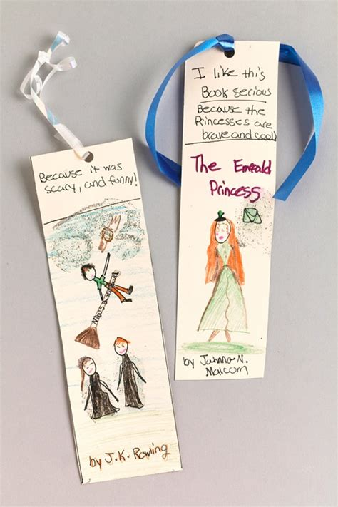 bookmark crafts for favorite story bookmark craft crayola
