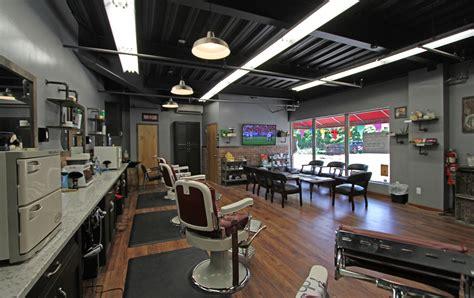 interior design of barber shop studio design gallery