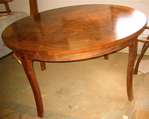 kitchen table walnut creek ca crafted 54 quot california walnut burl dining table by