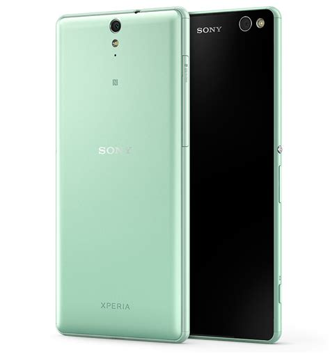 Soft Xperia C5 Glossy selfie focused sony xperia c5 ultra dual 13mp