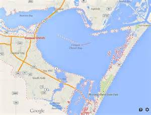 map of corpus christi world easy guides