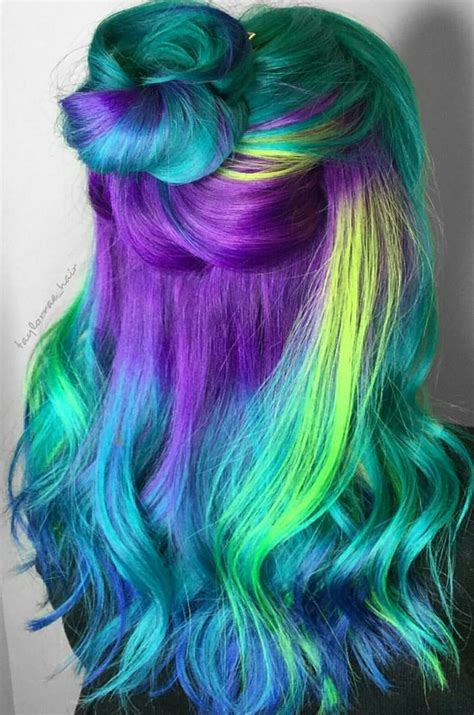 colorful hair 1568 best colorful hair images on colourful