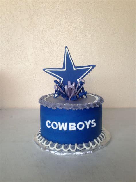 small dallas cowboys cake cakecentralcom