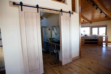 Sliding Interior Barn Doors by Barn Door Hardware