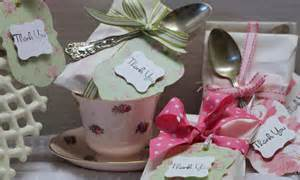 Bridal Tea Favors by Inkingpink Bridal Tea Shower Favors