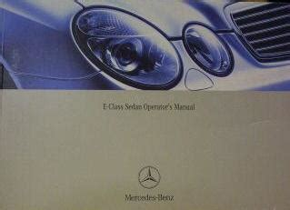 automotive repair manual 2003 mercedes benz g class lane departure warning 2003 mercedes benz e class factory owner s manual portfolio