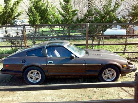 1982 datsun for sale 1982 datsun 280z classic car sale by owner in bodfish