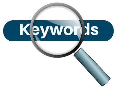 keyword images what are keywords and how do they affect my site s seo