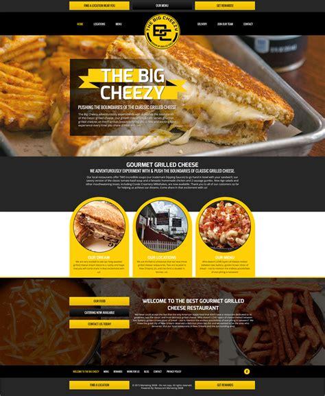 design restaurant online 10 awesome restaurant website design templates for 2018