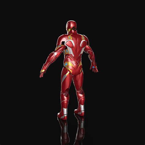 wladimir kovalenko infinity war iron man cosplay suit